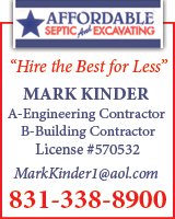 Affordable Septic And Excavating