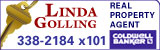 Linda Golling, Real Property Agent
