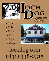 Loch Dog Signs