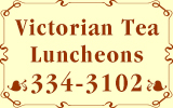 Victorian Tea Luncheons