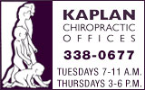 Kaplan Chiropractic Offices