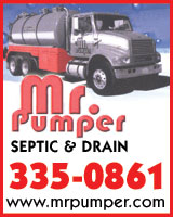 Mr. Pumper